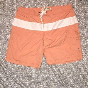 J. Crew men's swim shorts